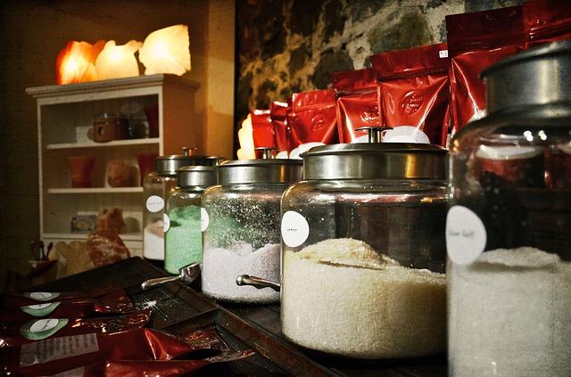 A Variety of Salts