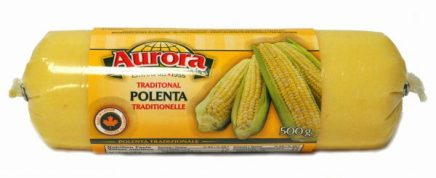 Fully Cooked Polenta