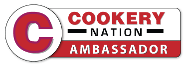 Cookery Nation Ambassador Badge